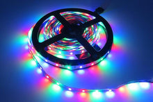 Duesgo RGB / No power adapter 3528 LED Strips Light