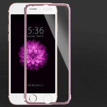 Duesgo Rose gold / for iPhone 5s 3D Aluminum Screen Protector