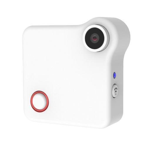 Duesgo White / Without SD Card Mini Wireless Cam