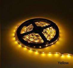 Duesgo Yellow / No power adapter 3528 LED Strips Light