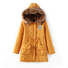 Thick Warm Hooded Parka