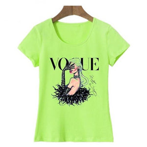 VOGUE Beauty T Shirt