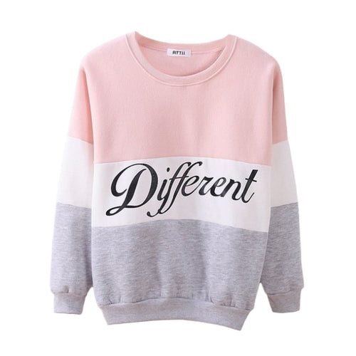 Diferent Printed Sweater
