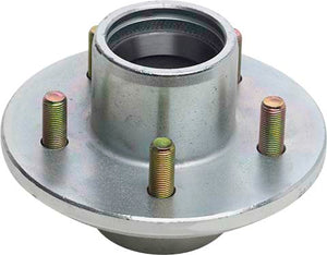 UFP BY DEXTER : 4,200 lb 5-LUG HUB/ROTOR ASSEMBLY