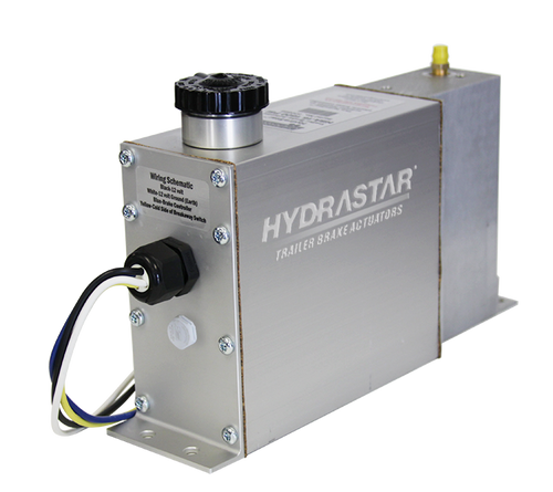HYDRASTAR HYDRAULIC TRAILER BRAKE ACTUATOR 1600 psi