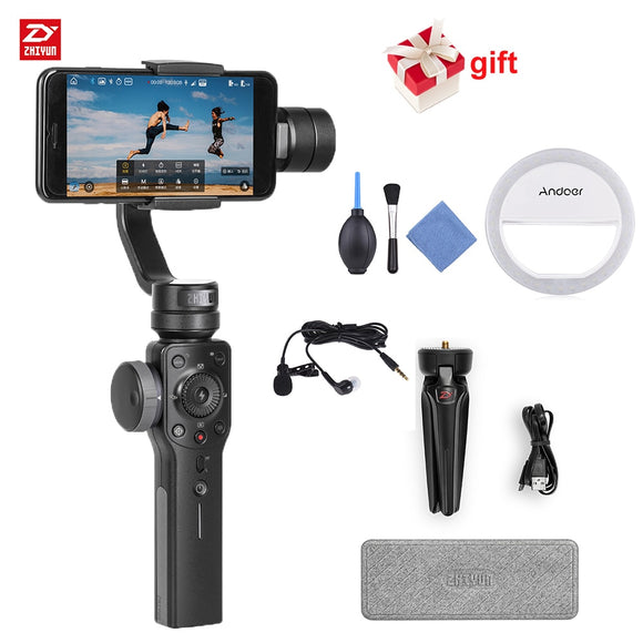 Zhiyun Smooth Q/Smooth 4 3-Axis Handheld Gimbal Portable Stabilizer