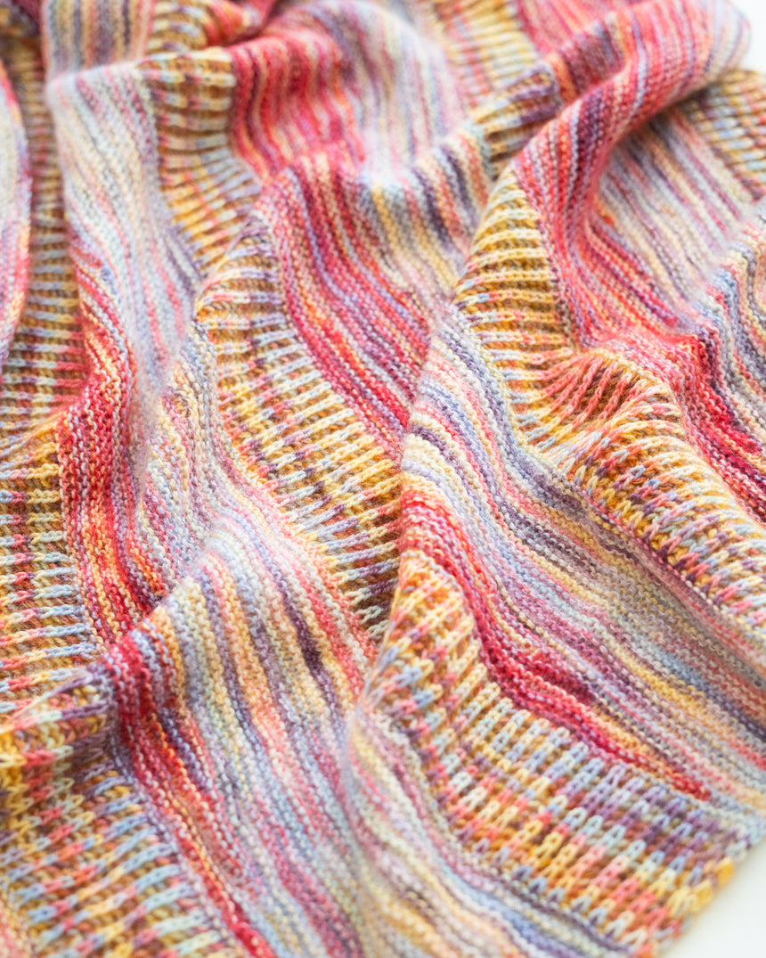 Satellite Shawl