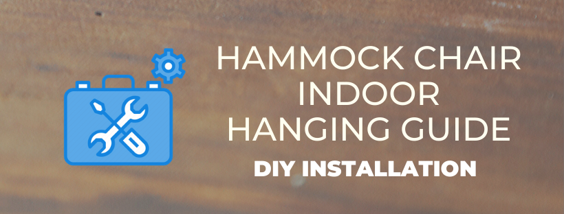 hammock chair indoor hanging guide ceiling