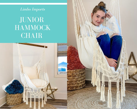 junior hammock chair limbo imports luxury ethical fair trade hammock