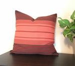 Blush Pink Cotton Decorative Pillow Cover