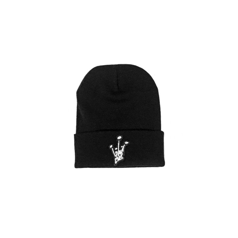 12 Inch Knit Crown Logo Beanies