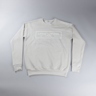 Heather Dust Unisex Crewneck