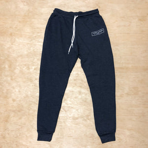 Heather Blue Unisex Jogger Sweatpants