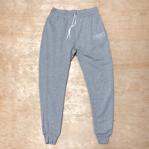 Light Heather Gray Unisex Jogger Sweatpants