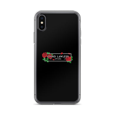 Rose Logo iPhone Case
