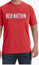Red Nation Short Sleeve T-Shirt