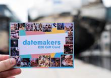 Load image into Gallery viewer, Datemakers Gift Card