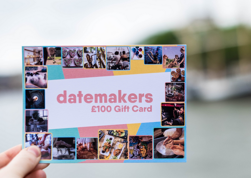 Datemakers Gift Card