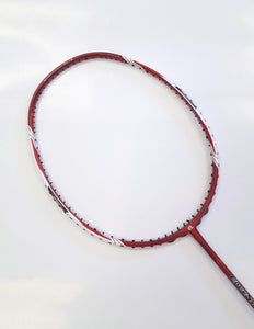 APACS Edge Saber 10 Red - free string + free grip