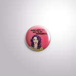 Favourite Girl Badge