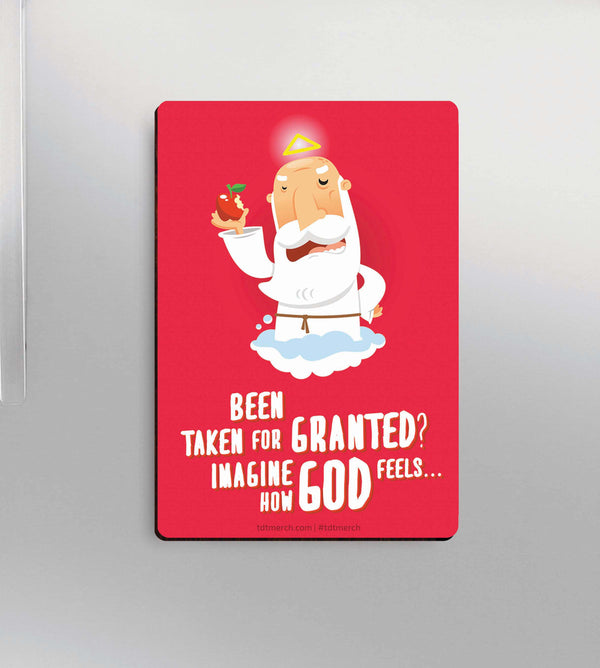 Granted Magnet