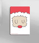 Sleepy Santa Magnet
