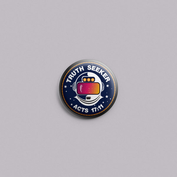Truth Seeker Badge