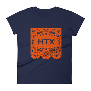 HTX Astros Orange Tee