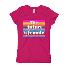 The Future is Female Girl's Tee