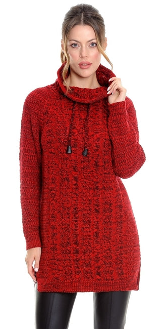 Red Blend Sweater
