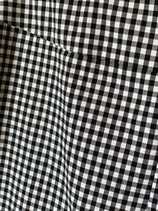 Cotton Gingham Pant