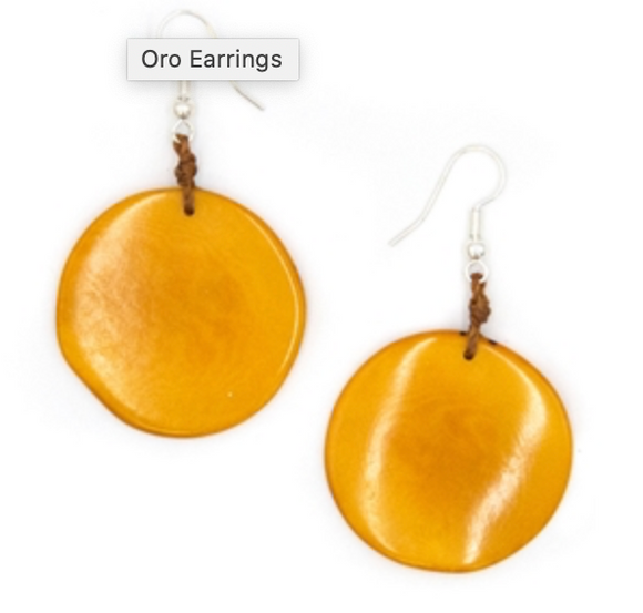 Oro Earrings