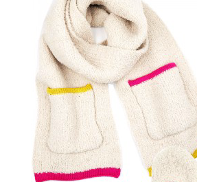 Pocket Sherpa Scarf