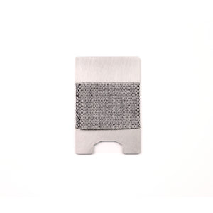METAL PLATE CARD HOLDER 13323 SV