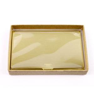 BRASS CARD CASE 13902 GD
