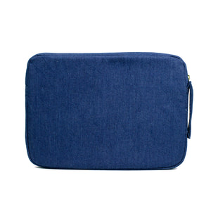 PC & DOCUMENT SLEEVE BAG 17000 BLUE