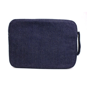 PC & DOCUMENT SLEEVE BAG 17000 INDIGO