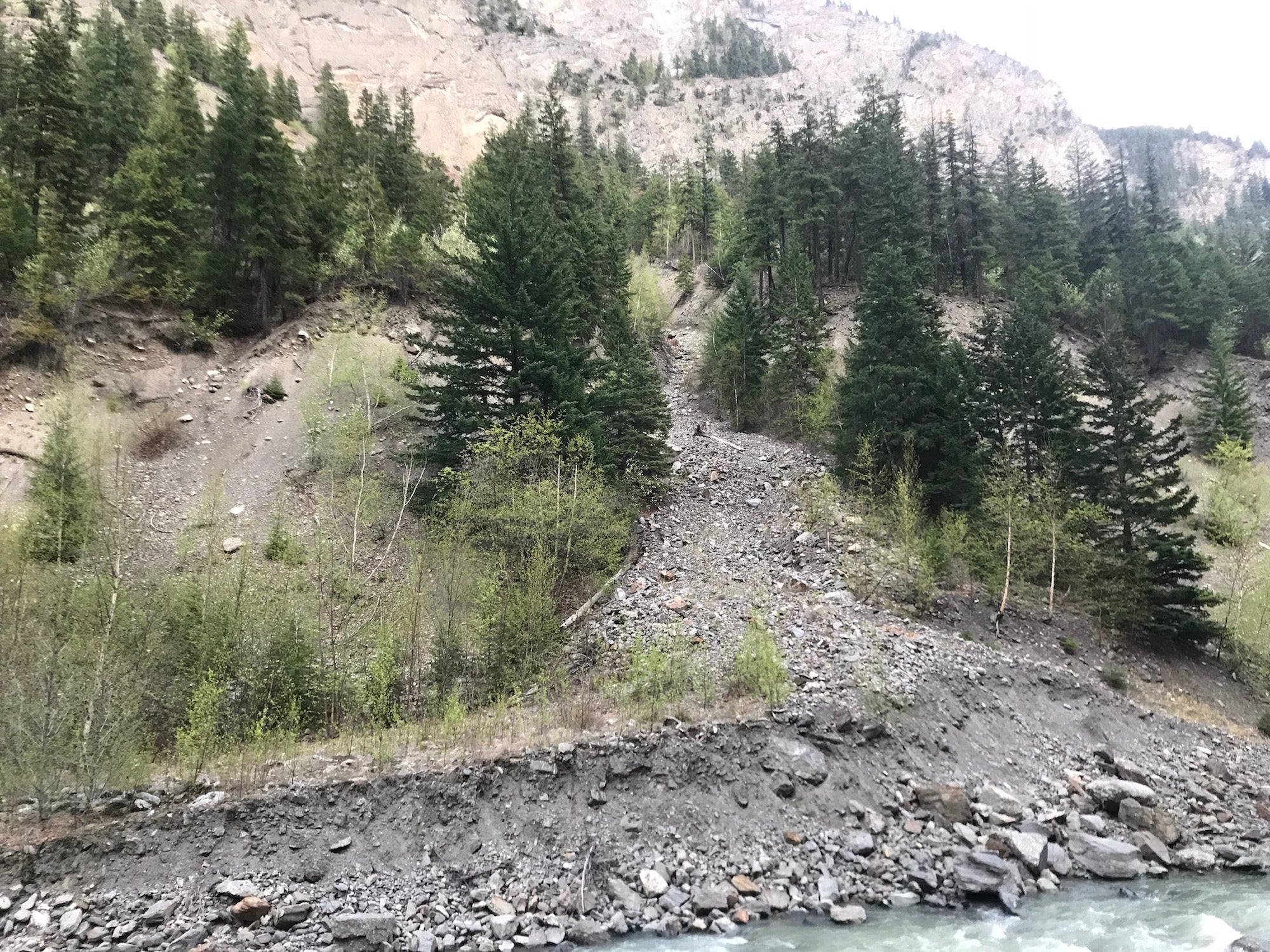 Bridge River Lillooet BC Gold Claim For Sale