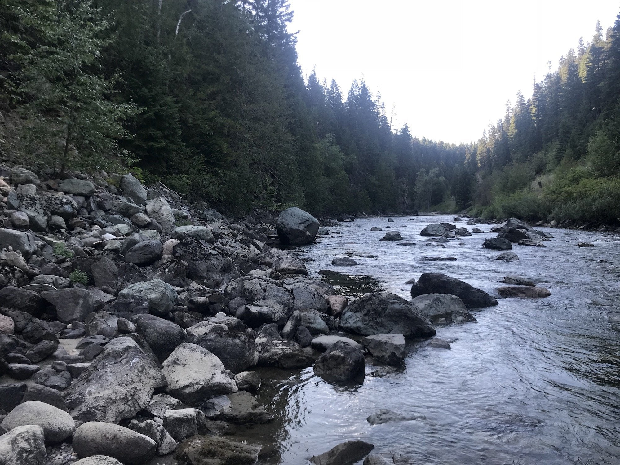 Tulameen River BC Gold Mining Claim For Sale