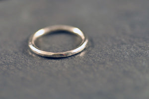 Smidd ring / Forged ring