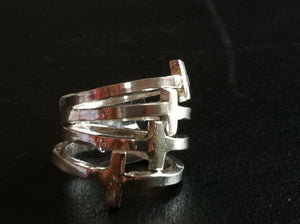 Korsringar / Cross rings