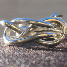 Bowline as ring