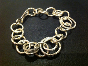 Ringarmband / Bracelet of rings