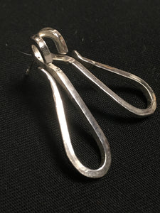 Earrings of hooks
