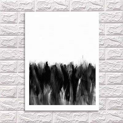 Simple Modern Abstract Decorative Painting