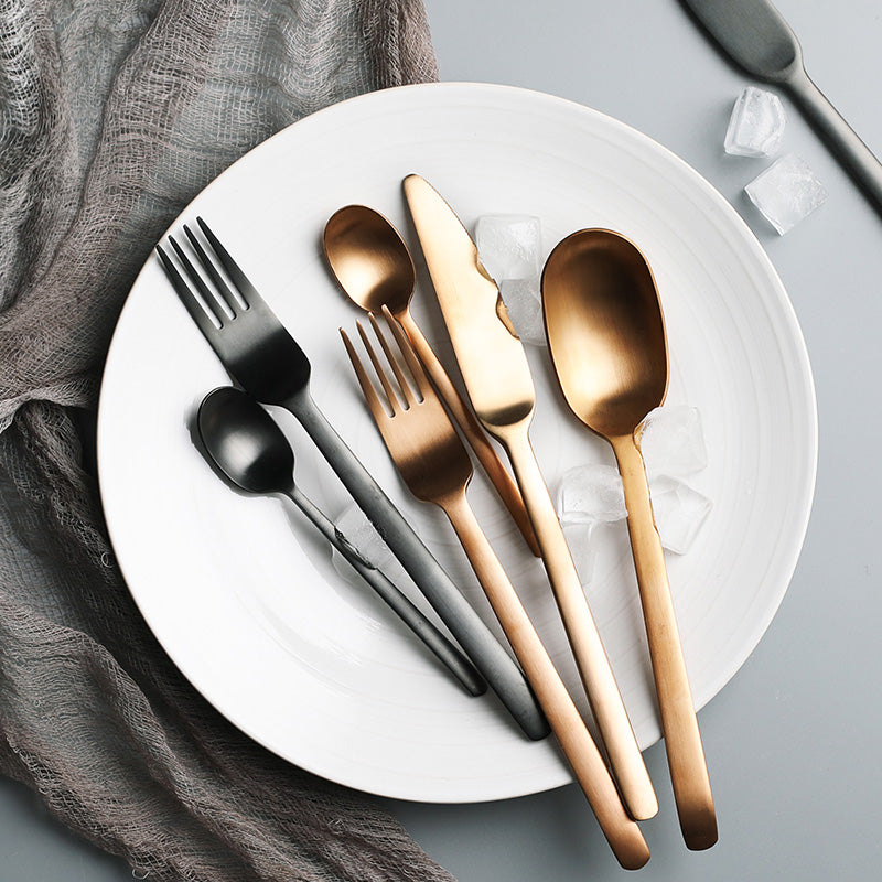 Sole™ Stainless Steel Cutlery Set