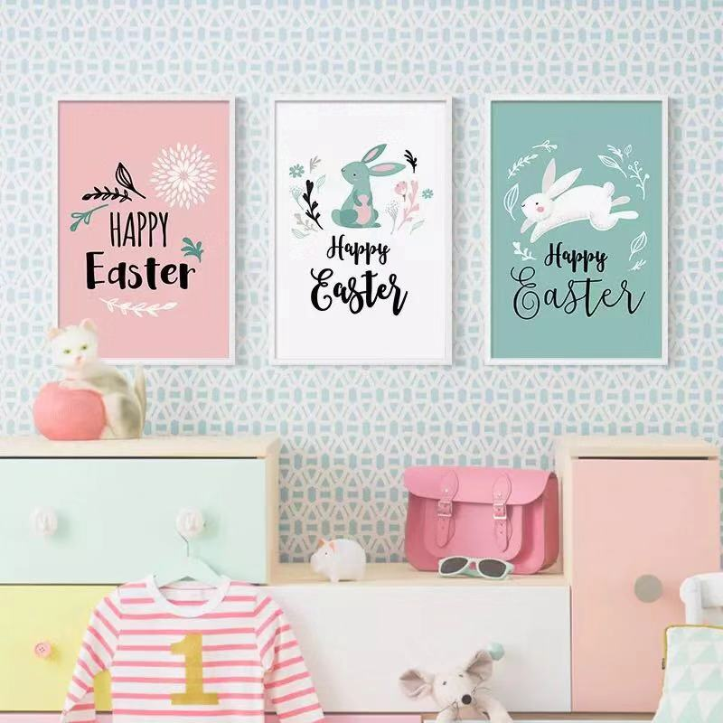 Cartoon Children's Room Decoration Painting