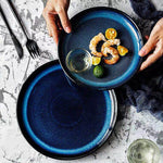 Japanese Creative Ceramic Plate