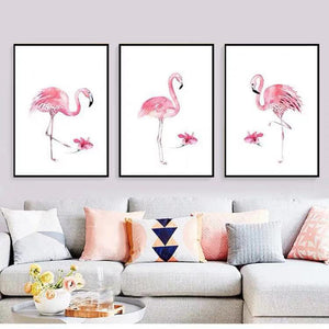 Nordic Creative Living Room Decorative Painting