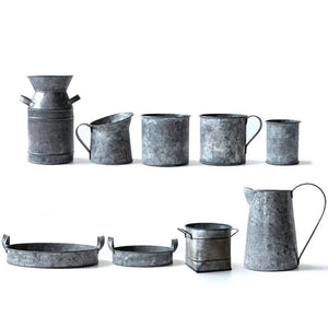 Vintage Iron Craft Storage Combination Set